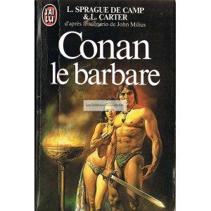 L. Sprague de Camp - Conan le barbare